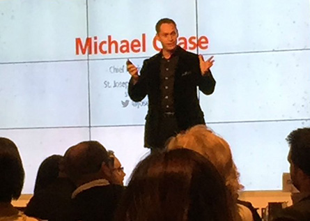 MICHAEL CHASE - AUTHOR